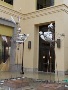 Public Art- GLADIATIORS- 2011-2