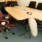 Conference Table-Tower Records One-1997-4