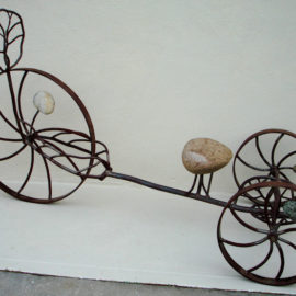 Sculptural Wheels